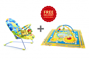 Ocean World Baby Play Mat Mobi Baby